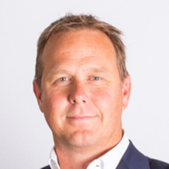 Trenton Truitt, SVP of Global Sales & Customer Success